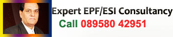 Call Now 089580 42951 for Expert EPF/ESI Consultancy