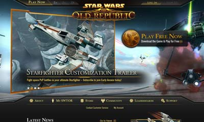 Drupal Site: Star Wars